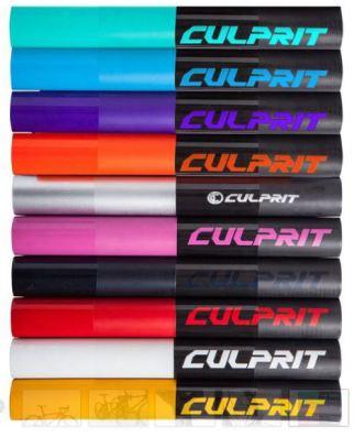 The colour choices of the Culprit Junior road bikes