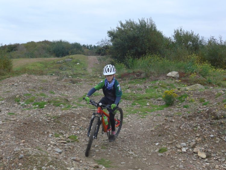 Cornwall coast to coast with kids - areas to practise skills