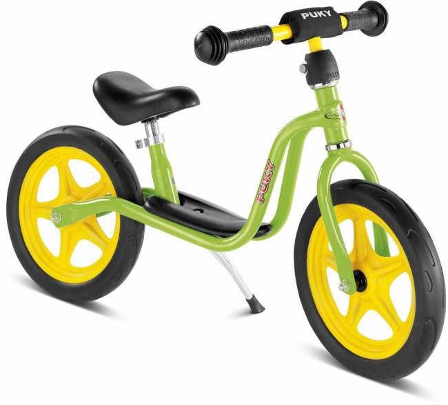 The LR1 Puky balance bike