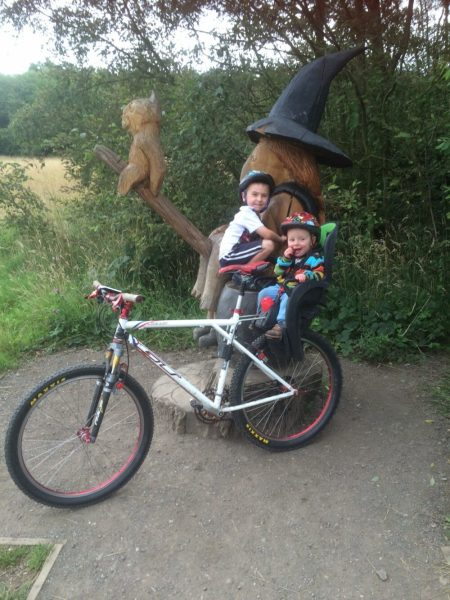 Room on the Broom Trail near Wakefield, West Yorkshire