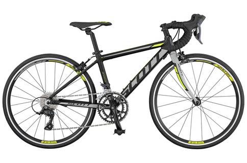 Best kids road bikes this Christmas - Scott Speedster Junior 24 2017 model