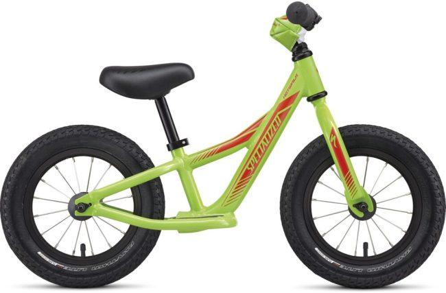 2017 Specialized Hotwalk Balance Bikes - boys green