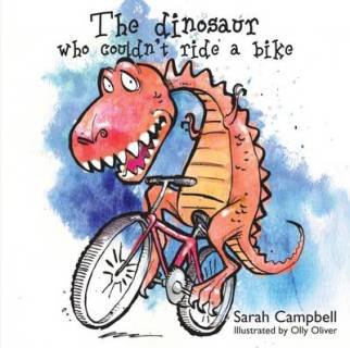 The Dinosaur Who Couldn't Ride a bicycle