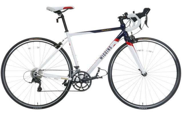 Wiggins Rouen 700c road bike with carbon fork