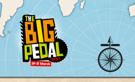 Big Pedal 2017 dates are announced