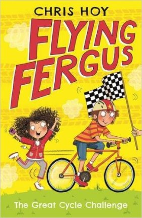 Flying Fergus 2 - the Great Cycle Challenge by Sir Chris Hoy