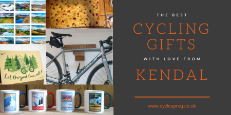 Cycling Christmas gifts from Kendal
