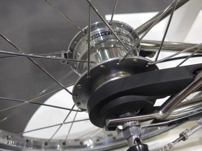 Islabikes Imagine 20 enclosed bicycle chain
