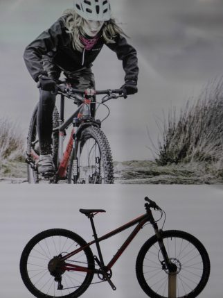Islabikes Pro Series at the London Bike Show