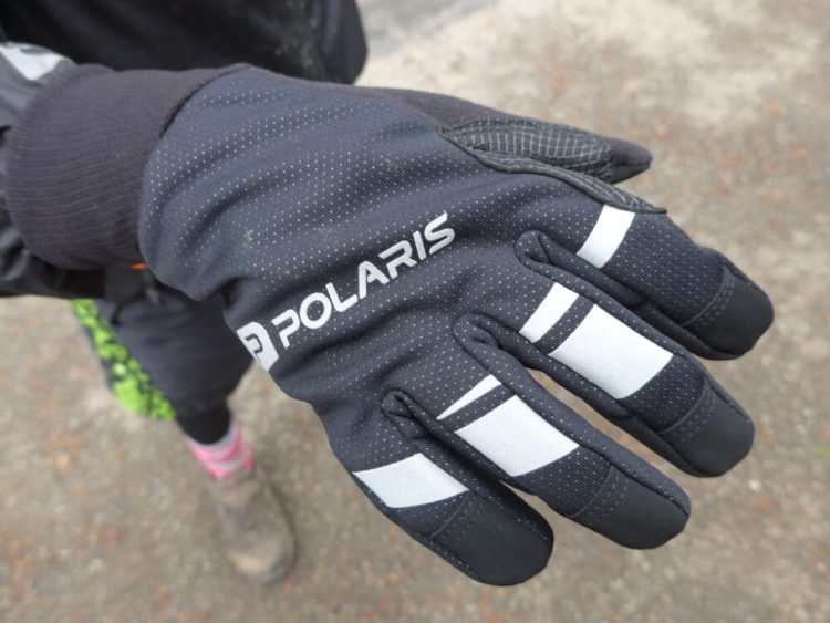 Polaris Mini Attack kids winter cycling Gloves