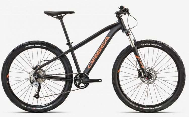best junior mountain bikes - Orbea MX 26 Team in black