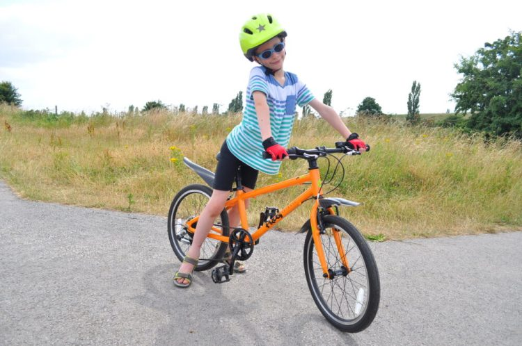 Buying a second hand kids bike - just get out and ride!