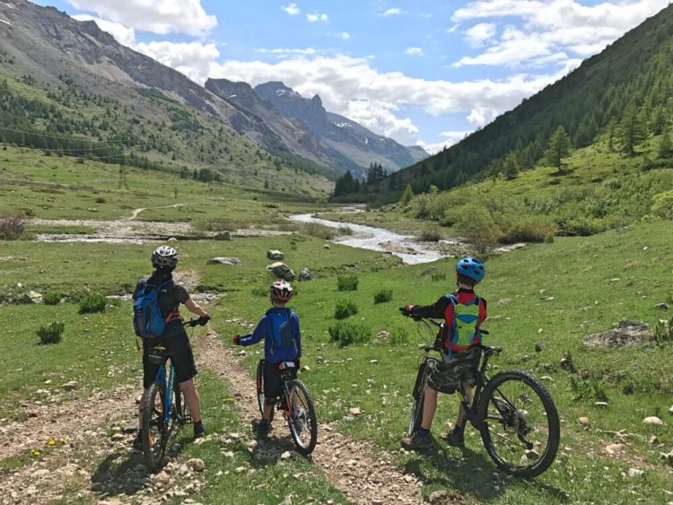 Our family cycling holiday in the French Alps