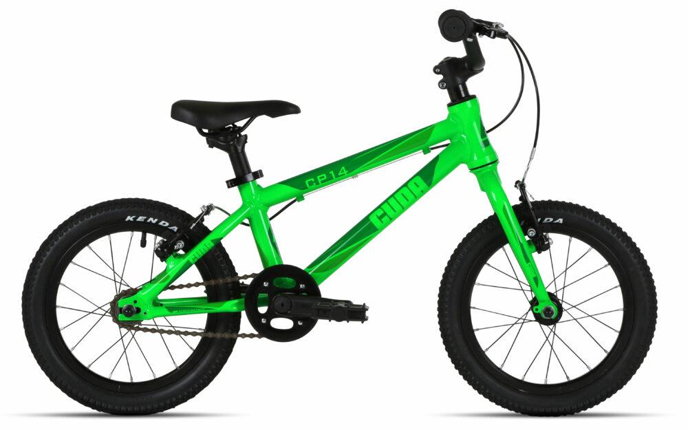 """Cuda CP14 Starter bike - 14"""" wheel kids pedal bike"""