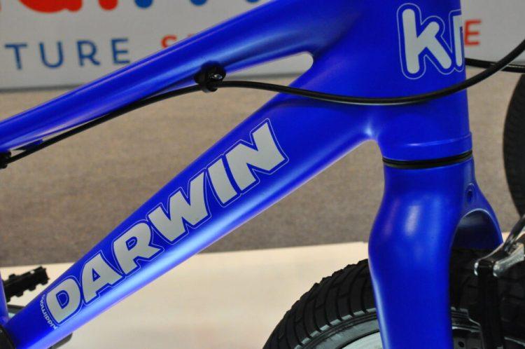 Darwin kids pedal bikes by Kiddimoto