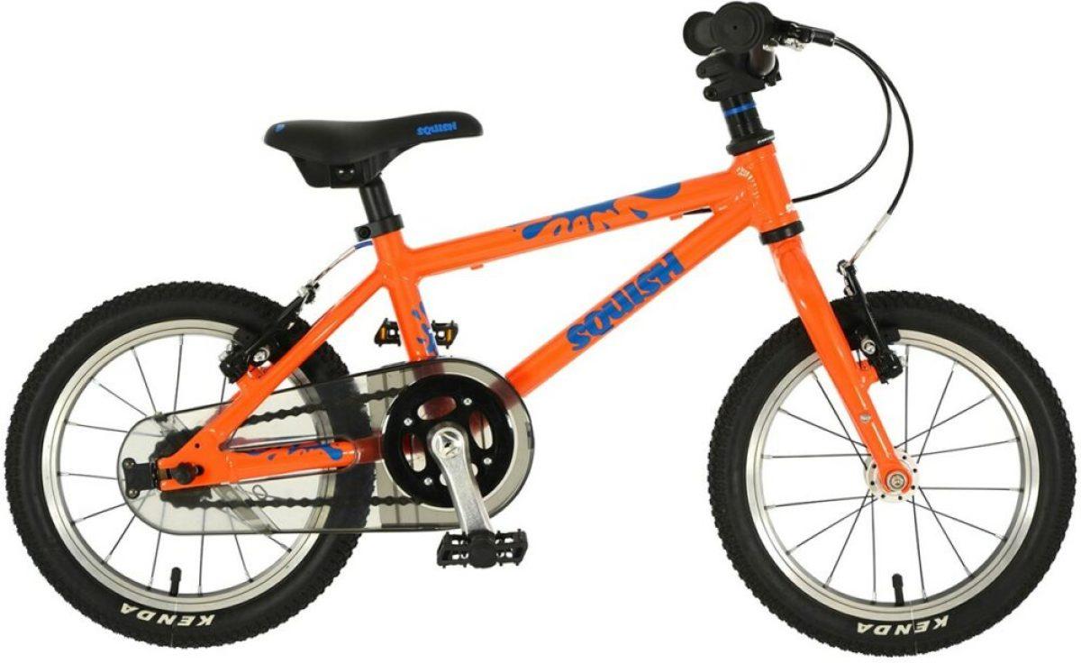 """Squish 14"""" wheel kids bike"""