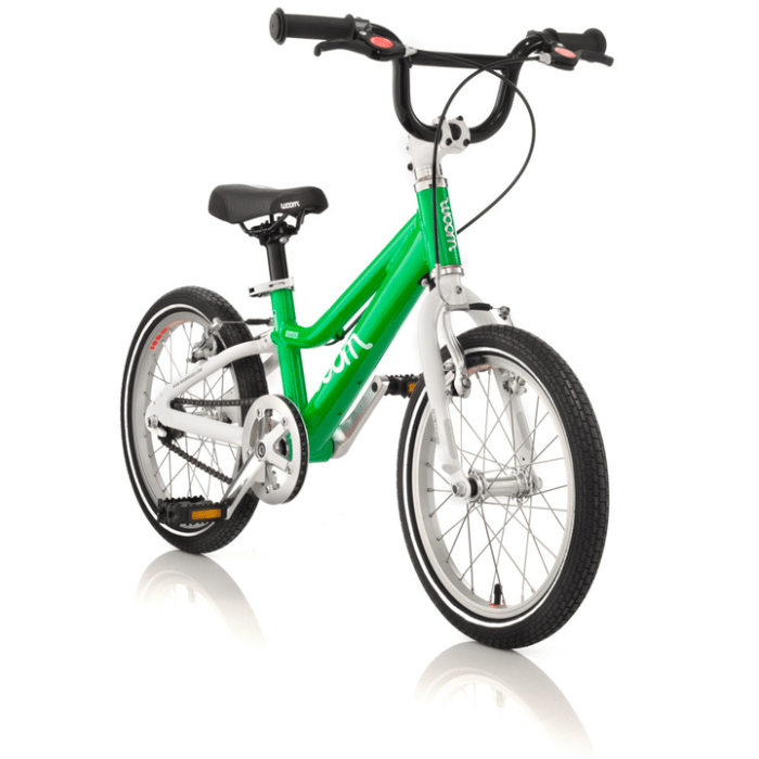 "Woom 3 - 16"" single speed kids bike from Austria is now available in the UK"