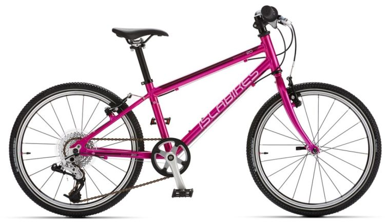 Beinn 20 Large in pink - one of the best bikes for a 6 year old or a 7 year old looking for a bike with gears
