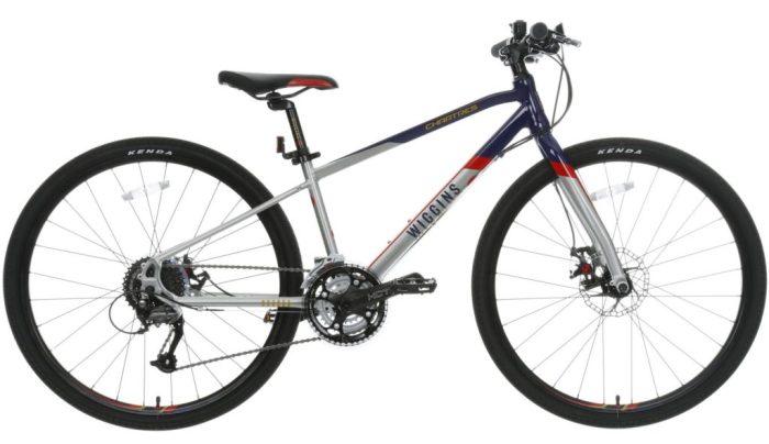 """best kids 26"""" wheel hybrid bikes - Wiggins Chartres Junior 26"""