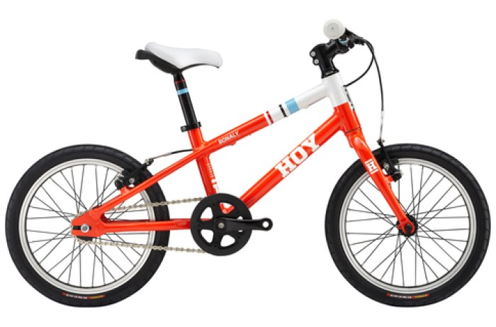 "Hoy Bonaly 16"" wheel kids bike"
