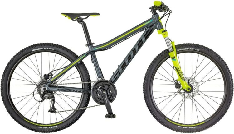 "Scott Scale 26 2018 junior mountain bike with 26"" wheels"