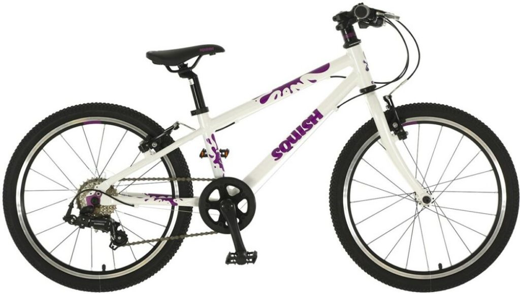 "Squish 20 cheap kids bike - a good quality kids 20"" wheel bike, at a decent price."