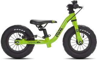 Frog Tadpole Mini balance bike for ages 18 months and over