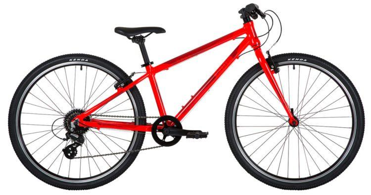 """best kids 26"""" wheel hybrid bikes - Cuda Performance CP26"""