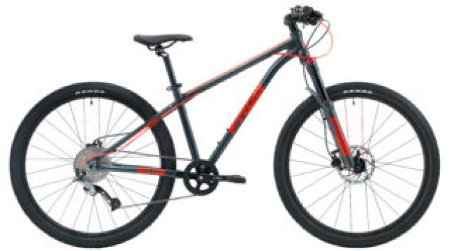 Frog Mountain Bike - the Frog MTB 69 kids size 26