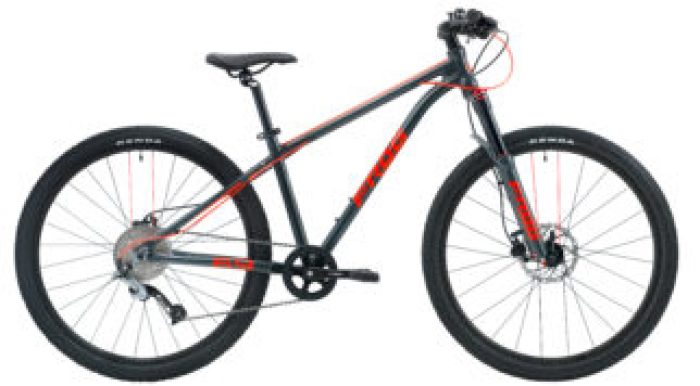 "Frog Mountain Bike - the Frog MTB 69 kids size 26"" wheel mountain bike"