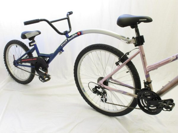 The best tagalongs for your child to ride behind your bike