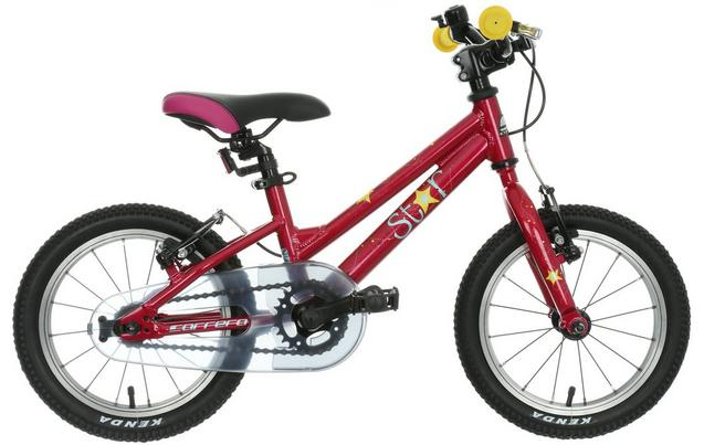 "Carrera Star Cosmos 14"" wheel kids bike"