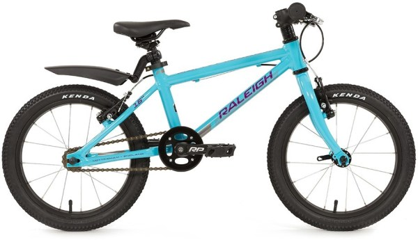 Raleigh Performance 16 wheel MTB for 4 and 5 year olds