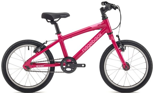 Ridgeback Dimension 162 wheel kids bike for 5 year old