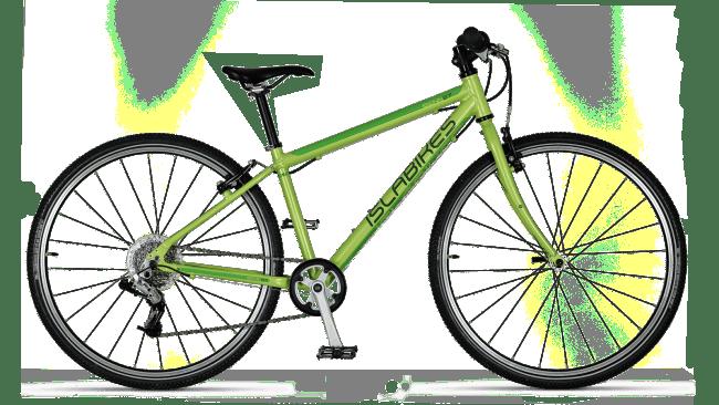 Beinn 27 Green - 27.5 wheel kids hybrid