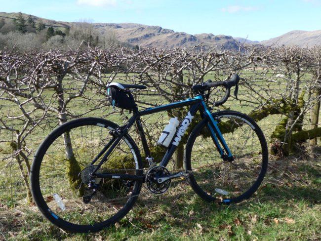 Review of the Worx JA-700 junior road cyclocross bike