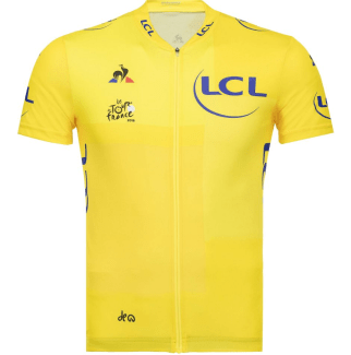 2018 Kids TDF yellow jersey