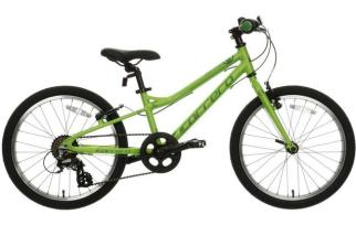 Carrera Abyss 20 is one of the cheapest bikes for a 6 year old
