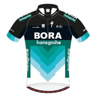 Sportful Bora Hansgrohe Kids Cycling Jersey