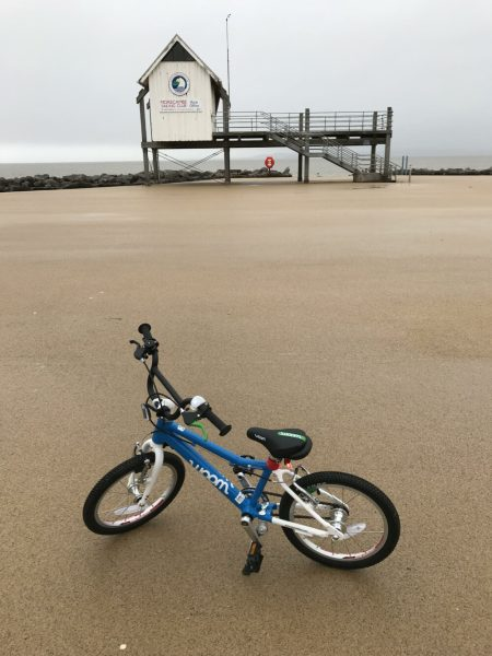 """Woom 3 review - a 16"""" wheel kids bike for ages 4 - 6 years"""