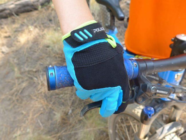 Polaris Tracker Kids MTB Glove review