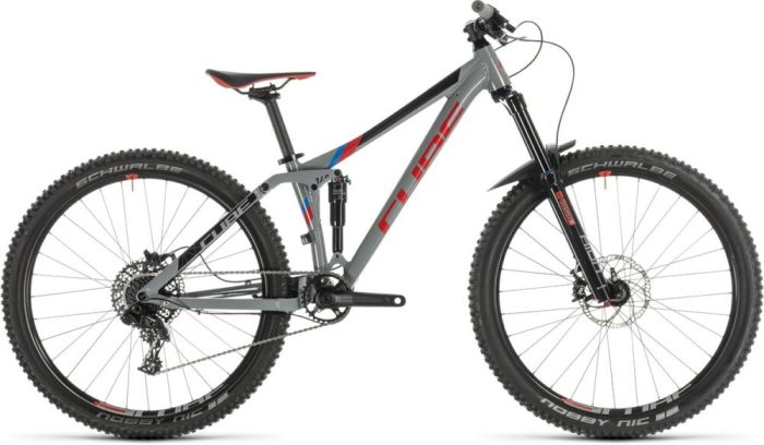 "Cube Stereo 140 Youth is one of the best 27.5"" kids MTB's around"