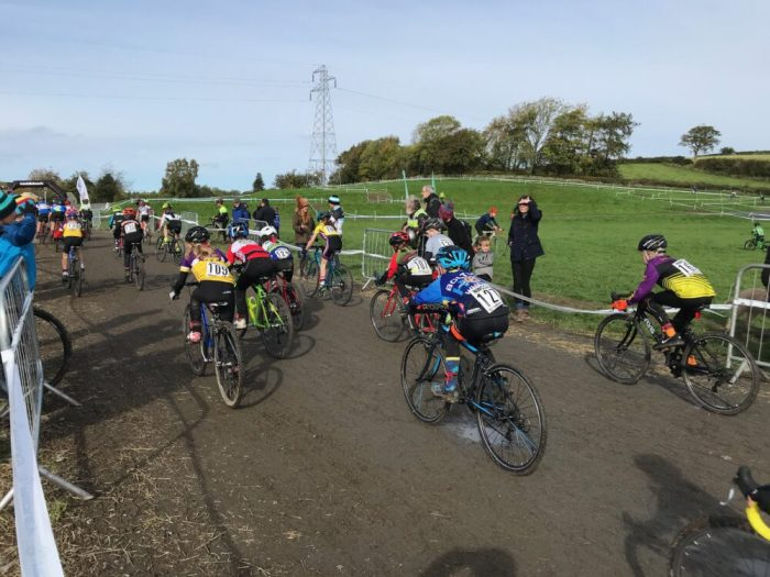 U10's Cyclocross race
