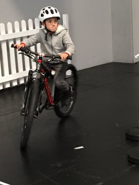 Islabikes Pro Series Test at the Cycle Show - if you're taking kids to the Cycle Show at the NEC they're going to want to test ride some decent kids bikes