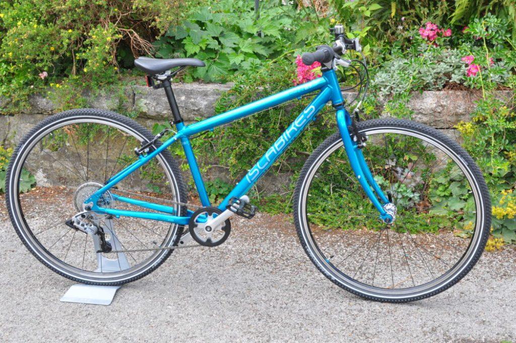 "Islabikes Beinn 27 in teal - 27.5"" wheel kids bike"