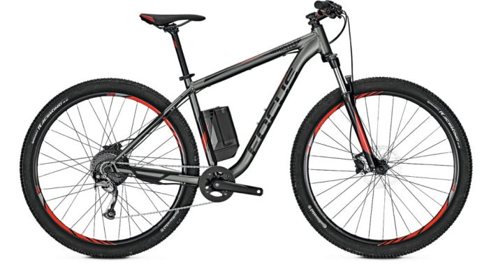 Focus Whistler Electric Bike - Boxing Day discount on cheap electric bikes