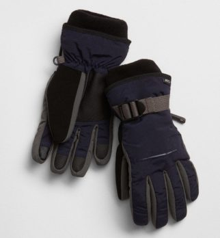 Gap Warmest gloves - great kids winter cycling gloves