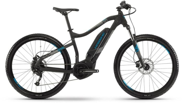 Haibike SDuro 1.0 2019 -Boxing Day deal on cheap electric bikes
