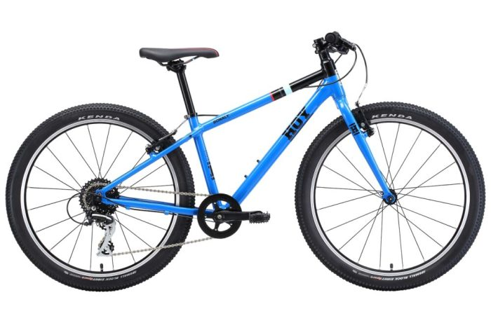 """Hoy Bonaly 24 - one of the lightest weight kids 24"""" wheel childrens bikes available"""