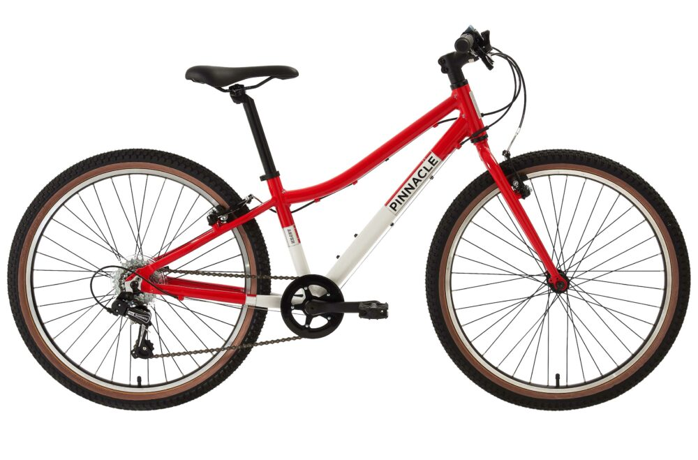 """Pinnacle Aspen 24 - a 24"""" wheel kids bike for children aged 7 years old and over"""